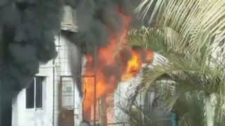 Bhiwandi: 4 charred to death, 2 injured in factory fire in Harihar compound