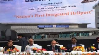 India's first heliport inaugurated in Rohini with amazing features; here's all you need to know