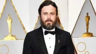 Oscars 2017: Casey Affleck slams Donald Trump's abhorrent policies