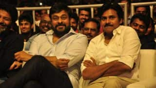 It's official: Chiranjeevi and Pawan Kalyan to work together in Trivikram Srinivas' next and we cannot hold our EXCITEMENT
