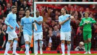 EPL 2016-2017: Manchester City move to second spot with 2-0 win