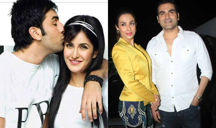Current bollywood dating couples