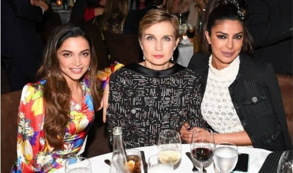 Lo & Behold! Deepika Padukone and Priyanka Chopra REUNITE at pre-Oscars 2017 party, set temperatures soaring (ALL Inside pics)