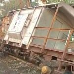 Central Railway: Harbour line services hit after derailment of goods train
