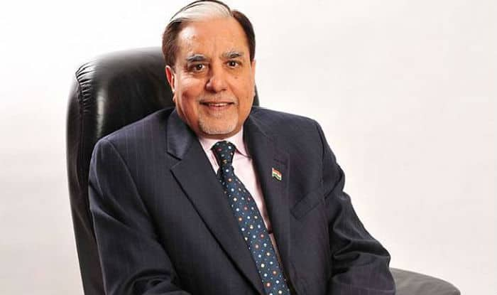 Dr Subhash Chandra, Member of Rajya Sabha and Chairman of Essel Group  (Image: PTI)