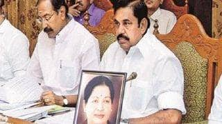 Tamil Nadu assembly to hold floor test on Saturday, CM Palanisamy needs trust vote of at least 118 MLAs