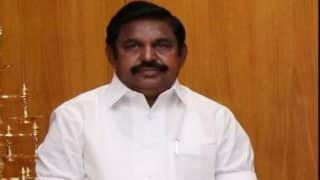 Tamil Nadu's Higher Education Enrolment Percentage Climbed up to 44.3%: CM Edappadi Palaniswami