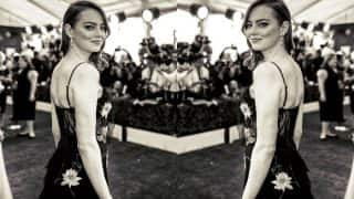 Emma Stone Red Carpet Style File: All the times when the Oscar nominee stole the show in black