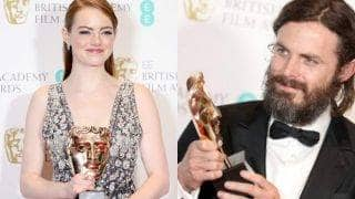 BAFTAs 2017 winners list: Emma Stone and Casey Affleck bag Best Leading Actors