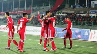 Mahesh Singh's Late Strike Scripts Shillong Lajong's Win Against Minerva Punjab FC