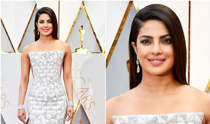 Priyanka Chopra looked absolute stunner at Oscars 2017 and I cant stop adoring her 3