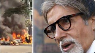 Oh No! 3 cars explode near Amitabh Bachchan's bungalow! Get ALL details of this accident (watch video)