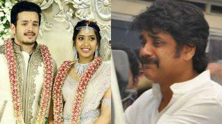 Akhil Akkineni's wedding cancelled: Depressed father Nagarjuna locks himself up