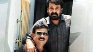 Mohanlal pulled me out of my personal hell, says Priyadarshan