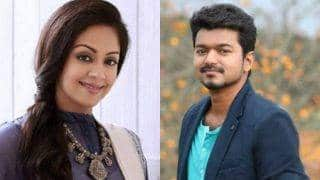 Jyothika walks out of Vijay's film, but who is the one to replace her?