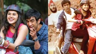 Running Shaadi Movie Review: Amit Sadh - Tapsee Pannu's film struggles to make you fall in love with it