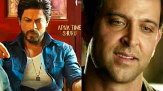 Raees Vs Kaabil box office Day 10: Will Hrithik Roshan give Shah Rukh Khan company in the Rs 100 cr club today?