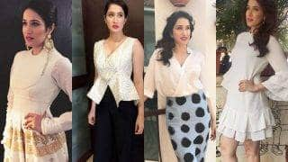 Sagarika Ghatge's Top 11 ethereal looks that are as flawless as the actress! (In Pics)
