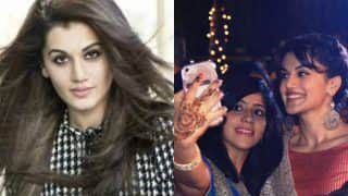 Did Running Shaadi star Taapsee Pannu just help a fan get a role in her film?