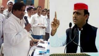 PM Modi's jibe impacts Akhilesh Yadav? UP CM refrains from sharing dias with tainted minister Gayatri Prajapati