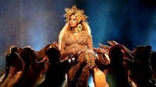 Beyonce Knowles looks like a goddess in dramatic nude outfit at Grammy Awards 2017! View pics