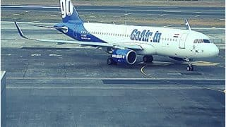 GoAir Flight to Bangkok Makes U-turn After 2 Hrs as Crew Forgets Navigation Charts