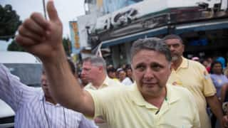Former Rio de Janeiro governor charged with money laundering