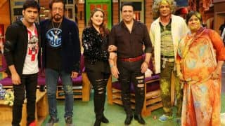 The Kapil Sharma Show: Govinda and Shakti Kapoor storm the stage with roaring laughter!