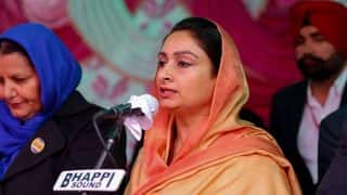 Arvind Kejriwal's political game is dangerous: Harsimrat Kaur Badal