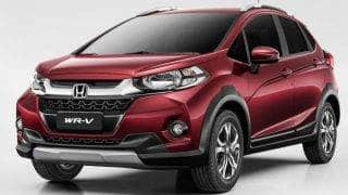 Honda WR-V: Everything you need to know; Price in India, Specifications and other details