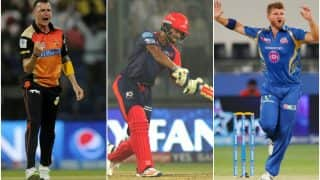 Indian Premier League 2017: Full list of players released by franchises ahead of IPL 2017 auction