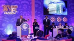 IPL Auction 2017 LIVE Updates: Ben Stokes, Tymal Mills emerge as top buys; Ishant Sharma, Irfan Pathan remain unsold
