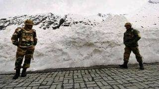 ITBP jawans to ride on sleek snow scooters to patrol onhigh-altitude Indo-China border