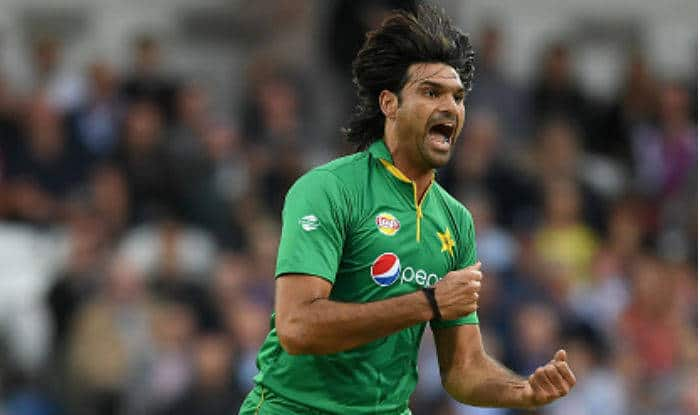 Mohammad Irfan was a regular member of Pakistan T20 and ODI team.