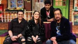 The Kapil Sharma Show 25 February 2017 Watch full episode online in HD: A date with 'Comedy King' Govinda & 'Crime Master Gogo' Shakti Kapoor!