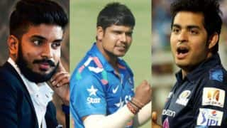 Karn Sharma bought by Mumbai Indians is India's most expensive player in IPL 2017 auctions, courtesy Akash Ambani and Keshav Bansal's bidding war!