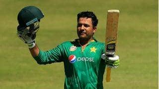 PCB Rejects Sharjeel Khan's Appeal For Relaxation in Spot-Fixing Ban