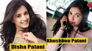 Disha Patani's sister, Khushboo Patani is as attractive as her famous sibling! See Instagram pictures