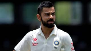 India vs Australia: We were outplayed, got to take it on the chin, says Virat Kohli