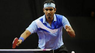 ITTF World Tour Hungary Open: A. Sharath Kamal, G. Sathiyan Assured of Medals in Budapest