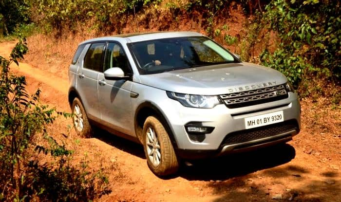 land rover discovery sport range rover evoque prices slashed by over 3 lakh. Black Bedroom Furniture Sets. Home Design Ideas