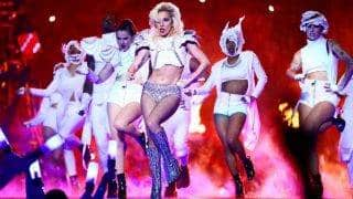 Here's what Lady Gaga did to be fit for the super bowl halftime show