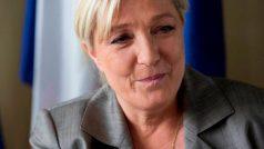Le Pen blames media as Macron jumps in French polls