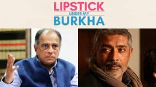 Lipstick Under My Burkha row: Prakash Jha can go to the tribunal and seek redressal, says CBFC chief Pahlaj Nihalani