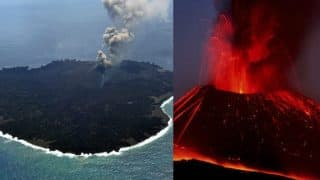 List of Volcanoes in India: The only Indian live Volcano at Andaman & Nicobar Islands is Active again!
