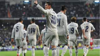 Champions League: Real Madrid bounce back to beat Napoli 3-1