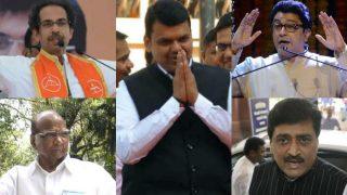 BJP sweeps Maharashtra Civic polls, neck-to-neck with Shiv Sena in BMC