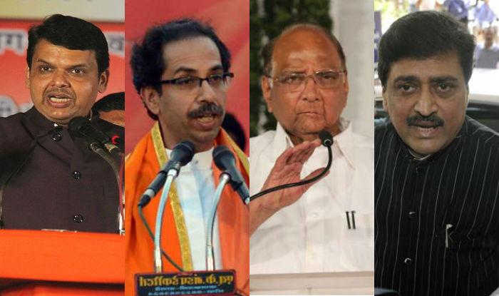 Maharashtra Municipal Corporation Election Results 2017
