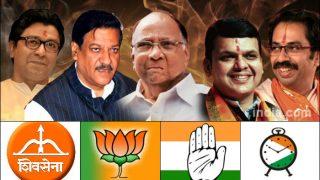 Maharashtra Zilla Parishad & Panchayat Samiti Elections 2017 Phase 2 Polling LIVE News Updates: Voting underway for BMC, MMC, PMC, TMC, NMC and other civic bodies
