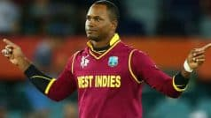 Samuels Handed One Demerit Point For Level 1 Breach Level 1 breach of The ICC Code of Conduct for Players